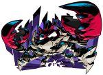 crab kingler no_humans pokemon pokemon_(creature) sido_(slipknot) simple_background solo transparent_background