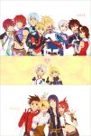 asbel_lhant caius_qualls cless_alvein emil_castagnier everyone heart heart_hands heart_hands_duo highres kyle_dunamis lloyd_irving luke_fon_fabre male multiple_boys rid_hershel ruca_milda sen_nai senel_coolidge shing_meteoryte stahn_aileron tales_of_(series) tales_of_destiny tales_of_destiny_2 tales_of_eternia tales_of_graces tales_of_hearts tales_of_innocence tales_of_legendia tales_of_phantasia tales_of_rebirth tales_of_symphonia tales_of_symphonia_knight_of_ratatosk tales_of_the_abyss tales_of_the_tempest tales_of_vesperia veigue_lungberg yuri_lowell