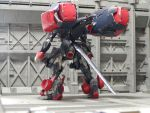 ant-lion gunpla mecha metal_wolf metal_wolf_chaos no_humans photo real_life