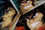 benkei_kuruma getter_robo getter_robo_armageddon jin_hayato nagare_ryoma rapeface screencap you_gonna_get_raped