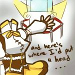 animated_gif artist_request case fairly_oddparents lowres mahou_shoujo_madoka_magica mami_mogu_mogu parody spoilers the_fairly_oddparents tomoe_mami