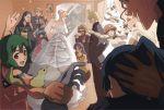 bobby_margot brera_sterne cyborg dress elmo_kridanik ex-gear formal gerwalk good_end grace_o'connor green_hair klan_klein luca_angeloni macross macross_frontier matsuura_nanase mecha meltrandi mikhail_buran mishima_leon name_characters parody pet power_suit ranka_lee saotome_alto science_fiction sheryl_nome vajra vf-25 wedding wedding_dress zentradi