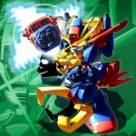 gundam gundam_build_fighters gundam_build_fighters_try gundam_tryon_3 kouchi_(kouichi-129) mecha sd_gundam
