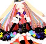 colorful drawr hat long_hair mawaru_penguindrum oekaki princess_of_the_crystal solo takakura_himari