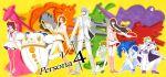 >:e 6+boys 6+girls amagi_yukiko androgynous bangs bare_legs bike_shorts black_hair blue_hair breasts brown_hair card chair crossdressing dual_persona everyone finger_on_lips floating_card folding_chair glasses grey_hair grin gun hanamura_yousuke hand_on_hat height_difference himiko_(persona_4) idol izanagi jacket jacket_on_shoulders jiraiya_(persona_4) jolly_roger katana kintoki-douji kneehighs knife konohana_sakuya kujikawa_rise kuma_(persona_4) legs long_hair long_sleeves looking_at_viewer multiple_boys multiple_girls narukami_yuu pants persona persona_4 red_hair redhead reverse_trap revolver satonaka_chie school_uniform serafuku serious shirogane_naoto shoes short_hair skirt smile smirk socks standing straight_hair sukuna_hikona sword take-mikazuchi tatsumi_kanji thigh-highs thighhighs title_drop tomboy tomoe_(persona_4) weapon wink xxvsxx zettai_ryouiki
