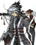 dark gothic sword teen