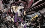 dogs:_bullets_&_carnage knife miwa_shirow sword weapon