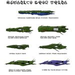 battleship chart choujikuu_yousai_macross fleet highres macross macross:_do_you_remember_love? meltrandi military moruk_lap_lamiz science_fiction simple_background space_craft spaceship the_super_dimension_fortress_macross translated zentradi
