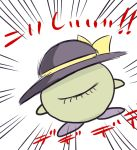cyclops eyes_closed hat himegi kirby_(series) komeiji_koishi touhou