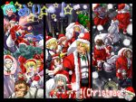 alice_margatroid asakura_ryouko cable_(marvel) character_request christmas cirno crossover dc_comics death-adder fernandez final_fantasy final_fantasy_xi golden_axe gouketsuji_ichizoku hananokoji_kurara hinanawi_tenshi hong_meiling inusurvivor k' kagami_shinnosuke kanon king_of_fighters krizalid kurata_sayuri last_blade len m.u.g.e.n marvel matching_shanghai maxima melty_blood mugen_(game) mukai_(kof) q remilia_scarlet rorschach rugal_bernstein sachiel_(mugen) shanghai shanghai_doll snk sunsoft suzumiya_haruhi_no_yuuutsu touhou tsukihime vaan_(ff11) waku_waku_7 watchmen white_len yumizuka_satsuki