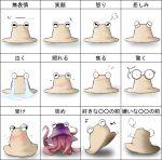 expressions eyes hat moriya_suwako pyonta tears toor_0111 touhou translated translation_request