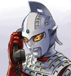 bad_id gloves nakamura_tetsuya phone pinky_out ultra_series ultra_seven ultra_seven_(series)