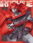 ai-eye arm_cannon autobot damaged ironhide mecha oldschool robot science_fiction transformers weapon