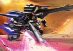 energy_sword gun gundam gundam_seed gundam_seed_destiny highres mecha strike_freedom_gundam sword weapon