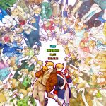 ahoge america_(hetalia) animal_ears aviator_cap axis_powers_hetalia batman batman_(cosplay) blonde_hair blue_eyes bowtie breasts broom brown_hair card cat cat_ears chainsaw child cleavage cowboy_hat dc_comics dog dog_tags doughnut eating enoking flower food formal fourth_of_july friday_the_13th front-tie_top genderswap gift glasses glasses_removed gloves goggles gun hamburger hat headphones highres hoodie jason_voorhees jason_voorhees_(cosplay) mask microphone midriff military military_uniform multiple_persona necktie pajamas police police_uniform red_eyes sailor santa_costume santa_hat scar scarf school_uniform suit swim_trunks tail toy_soldier uniform united_kingdom_(hetalia) united_kingdom_(hetalia)_(cosplay) visor_cap weapon whale wink young