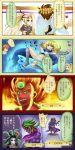 comic hades heart highres kafu_(hayasugiko) kid_icarus kid_icarus_uprising medusa medusa_(kid_icarus) phosphora pit pit_(kid_icarus) pyrrhon translation_request viridi