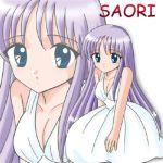 athena kidou_saori long_hair purple_hair saint_seiya saori_kido tagme