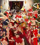 asmodeus beatrice beelzebub belphegor blonde_hair blue_hair boots bowtie brown_hair bunny_ears butterfly cat_ears christmas christmas_tree cornelia_(umineko) cup dlanor_a_knox dress drill_hair eiserne_jungfrau elbow_gloves eva_beatrice everyone eyepatch flower frederica_bernkastel furudo_erika gaap gertrude gloves hair_bobbles hair_ornament hat highres hug instrument kanon_(umineko) kazukura_itsuki lambdadelta leviathan_(umineko) long_hair lucifer mammon monocle ponytail red_eyes red_hair ribbon ronove sakutarou santa_costume santa_hat satan shannon siesta00 siesta410 siesta45 siesta_sisters silver_hair skull staff stakes_of_purgatory tail thigh_boots thighhighs twintails umineko_no_naku_koro_ni ushiromiya_ange ushiromiya_battler ushiromiya_eva ushiromiya_jessica ushiromiya_kyrie ushiromiya_maria ushiromiya_natsuhi ushiromiya_rosa ushiromiya_rudolf virgilia wine_glass
