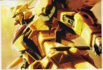 akatsuki golden mecha mobile_suit_gundam tagme
