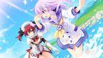 cave game_cg hyperdimension_neptunia_mk2 nepgear tsunako