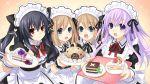game_cg hyperdimension_neptunia_mk2 nepgear ram_(neptune_series) rom_(neptune_series) tsunako yuni_(hyperdimension_neptunia_mk2)