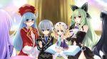 game_cg hakozaki_chika historie hyperdimension_neptunia_mk2 jinguuji_kei nepgear nishizawa_mina tsunako yuni_(hyperdimension_neptunia_mk2)