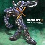 epic gigant_x gigant_x_(robot) igunuk mecha original realistic robot science_fiction