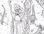 anguirus baragon godzilla_(series) no_humans rodan varan