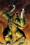 cover_art gigan godzilla_(series) godzilla_kingdom_of_monsters_(series) official roaring