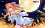 aizawa_hikaru blonde_hair blue_eyes dress halloween jpeg_artifacts long_hair microsoft shinia