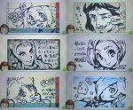 :o ^_^ bel_(pokemon) bianca braid brown_hair character_request closed_eyes crossover crown dragon_quest dragon_quest_v earrings eyes_closed gem glasses hair_over_one_eye hat jewelry kei_(bekei) looking_at_viewer luma mii_(nintendo) miiverse monochrome nintendo open_mouth pointy_ears pokemon pokemon_(game) pokemon_bw2 princess princess_daisy rosalina_(mario) short_hair sketch smile star super_mario super_mario_bros. super_mario_galaxy swapnote swapnote_(medium) translation_request v v_over_eye wink