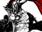 2boys dark_souls dragon_slayer_ornstein iron_tarkus multiple_boys
