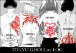 ear_piercing eyepatch mutsuki_tooru noppo piercing shirazu_ginshi short_hair tokyo_ghoul tokyo_ghoul:re twintails urie_kuki yonebayashi_saiko