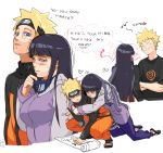 1boy 1girl black_hair blonde_hair blush hyuuga_hinata jc long_hair naruto naruto_shippuuden tagme uzumaki_naruto